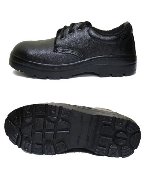 รองเท้าเซฟตี้หนังแท้ราคาประหยัด รุ่น Classic