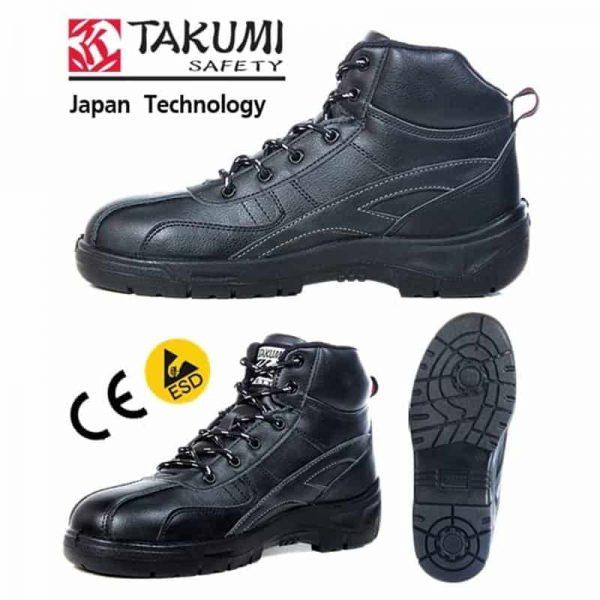 รองเท้าเซฟตี้ TSH120