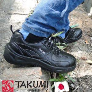Japan safety รองเท้าเซฟตี้จากญี่ปุ่น รุ่น TSH120