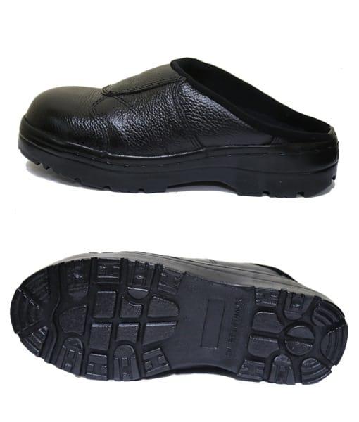 รองเท้าเซฟตี้แบบเปิดส้น รุ่น Visitor (งานสั่งผลิต ต้องรอสินค้า)