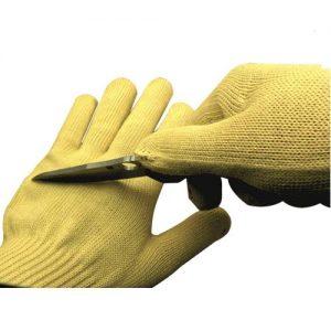 ถุงมือกันบาด กันความร้อน สัมผัสอาหารได้ รุ่น KEV01