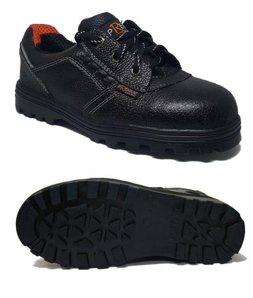 รองเท้าเซฟตี้หุ้มส้นทรง Sport พื้นกันความร้อน 300 C