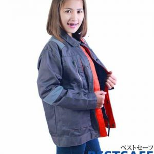 Amazing เสื้อเซฟตี้ เสื้อ Jacket สำหรับใส่ทำงานเพื่อความปลอดภัย