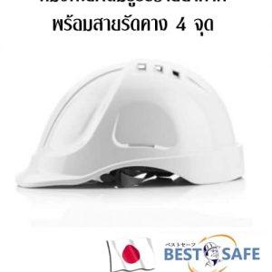 Amazing หมวกเซฟตี้นิรภัยแบบระบายอากาศ รุ่น Protector