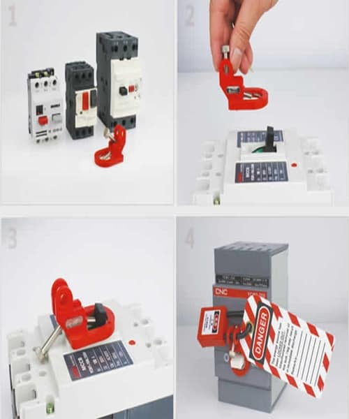 ตัว Lock Breaker Safety D15
