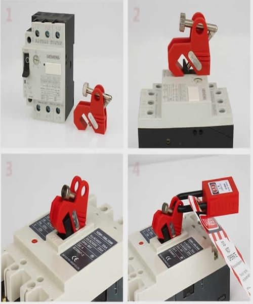 ตัว Lock Breaker Safety D14