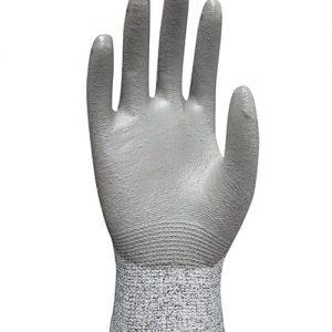 ถุงมือกันบาด ถุงมือกันบาดระดับ 5 ระดับสูง เคลือบ PU รุ่น P775 จากญี่ปุ่น