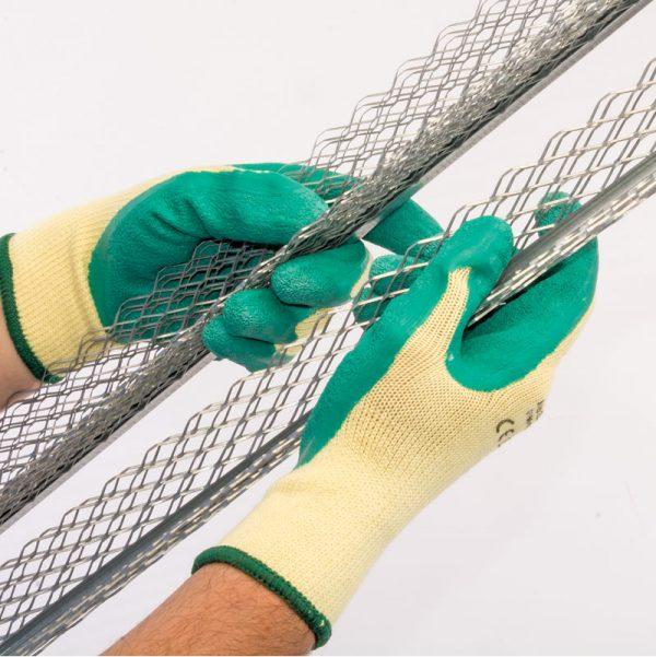 ถุงมือเคลือบยางกันบาดคม คุณภาพดี ราคาส่ง รุ่น M01