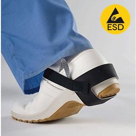 สายรัดข้อเท้าป้องกันไฟฟ้าสถิตย์