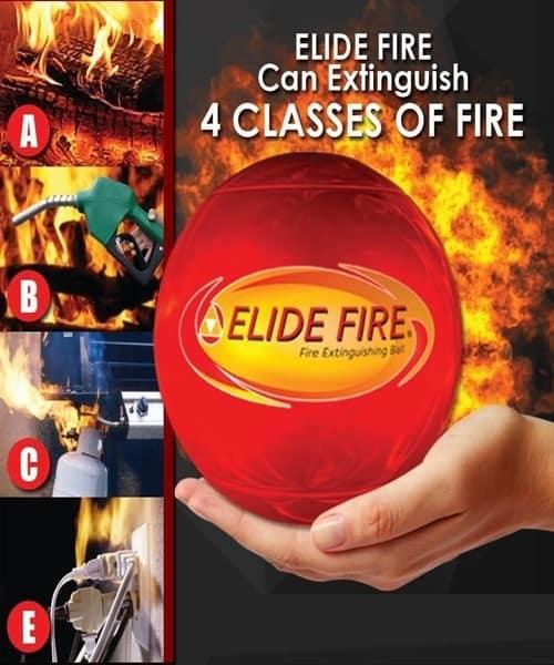 Amazing ลูกบอลดับเพลิงใช้งานง่าย ราคาส่ง