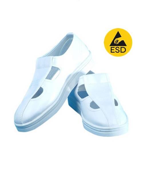 รองเท้า ESD แบบระบายอากาศ