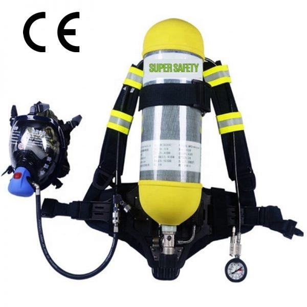 ชุด SCBA สำหรับงานดับเพลิง อับอากาศ กู้กัย และอื่นๆ