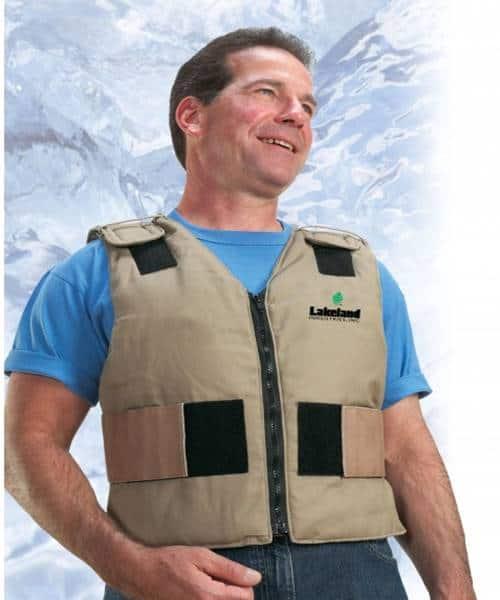 เสื้อกั๊กให้ความเย็นรุ่น Cool Vest 0057