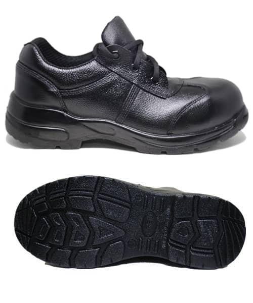 รองเท้าเซฟตี้ทรง SPORT สีดำ รุ่น X-Run