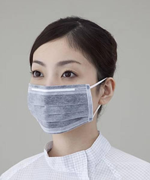 หน้ากากอนามัยเสริม CARBON (กันฝุ่น กันกลิ่น 1 pack/50 ชิ้น), มาตรฐานใกล้กับ PM2.5 กันสารเคมีได้