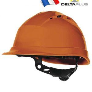 หมวกเซฟตี้แบบมีรูระบายอากาศ (สามารถเปิด-ปิดรูระบายได้) จากฝรั่งเศส