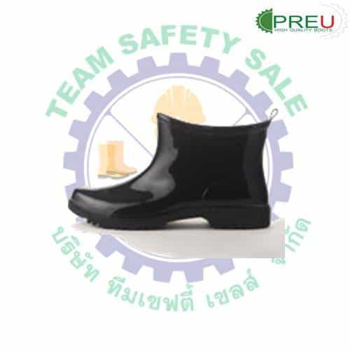 อุปกรณ์อื่นๆ : รองเท้าบูทยางสูง 6 นิ้ว สีดำ (จำหน่ายเป็นโหล)