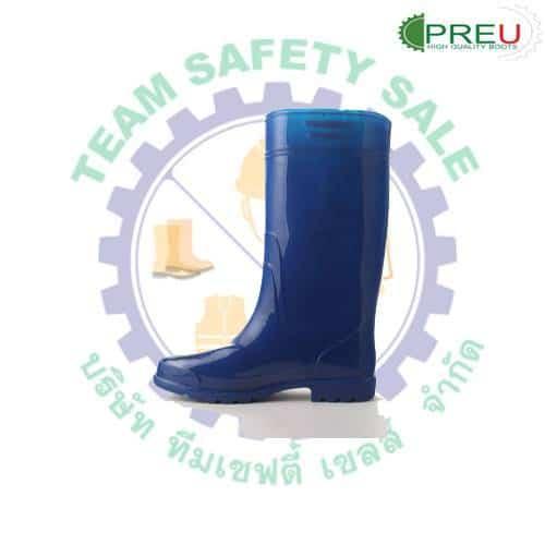 อุปกรณ์อื่นๆ : รองเท้าบูทยาง PVC สีต่างๆ สูง 9.5 นิ้ว (จำหน่ายเป็นโหล)