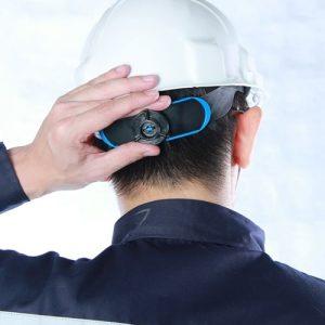 หมวกเซฟตี้ปรับหมุน ทรง SPORT มีระบบปรับหมุนแบบ AUTO-TECH