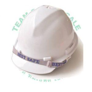 หมวกนิรภัย HARD HAT ปรับหมุน มาตรฐาน มอก รุ่น V-Guard