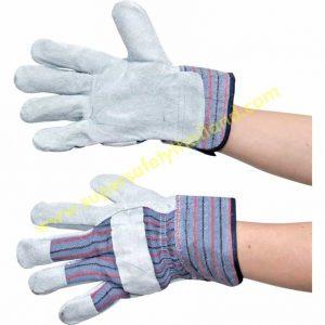 A+ ถุงมือหนังสำหรับใช้งานหนักจากญี่ปุ่น กันร้อน งานเชื่อม