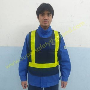 เสื้อสะท้อนแสง เสื้อกั๊กสะท้อนแสง คุณภาพสูง สีเขียว แบบมาตรฐาน รุ่น Best Vest 01- Green