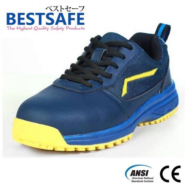 BEST SAFE รองเท้าเซฟตี้น้ำหนักเบา ทรง Sport จากญี่ปุ่น รุ่น Runner