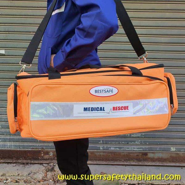 อุปกรณ์พยาบาล : กระเป๋าพยาบาล กระเป๋ายา (ไม่รวมยา)