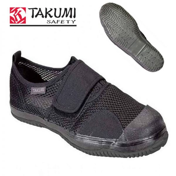 รองเท้าเซฟตี้จากญี่ปุ่น ผ้าใบ (สำหรับงานเบา)