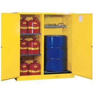 ตู้เก็บสารเคมี สารไวไฟ 115 G มาตรฐาน USA (สินค้ารอนำเข้า ไม่ได้ STOCK)