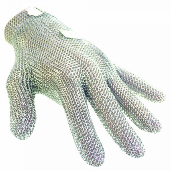 ถุงมือแสตนเลส 5 นิ้ว BEST SAFE (ราคาต่อข้าง)